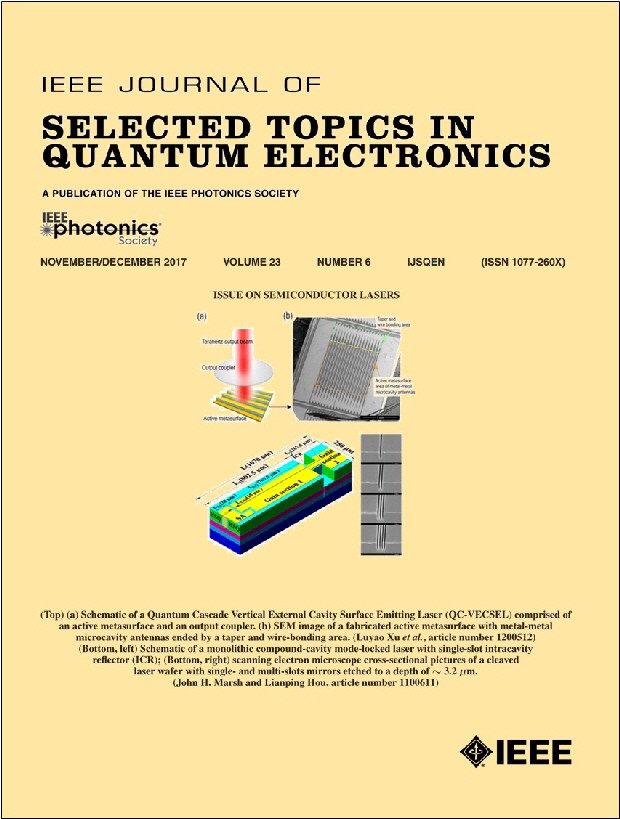 IEEE-Journal-on-Selected-Topics-in-Quantum-Electronics