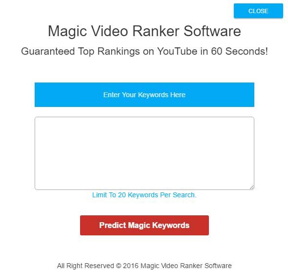 Video Wave Pro Keyword Research