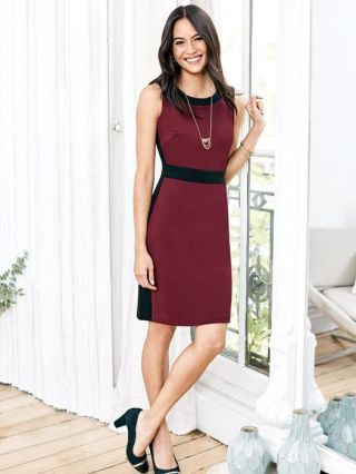 best sheath dress to wear on a casual day