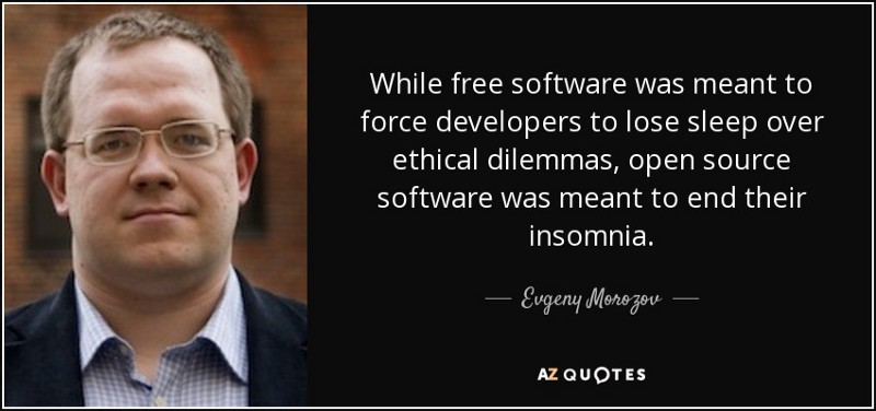 open-source quote
