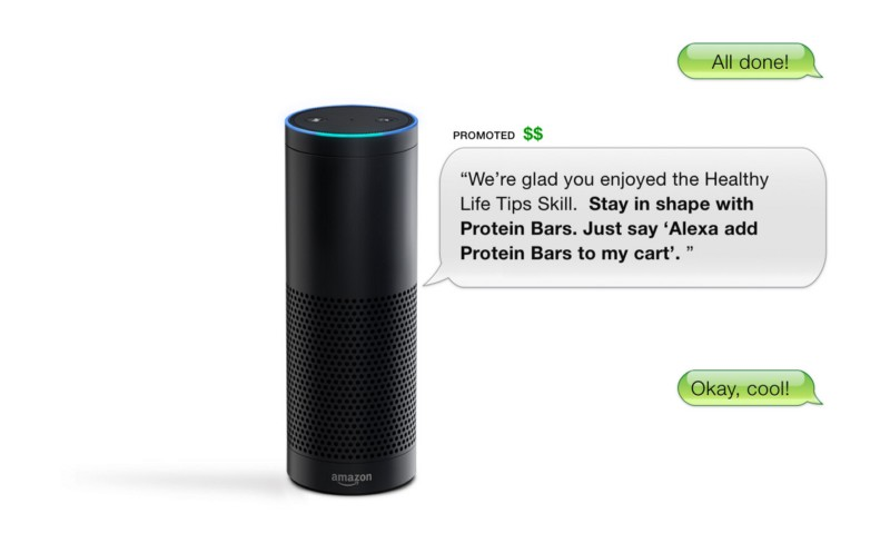 Learning the basics of Conversational UI with a UX Designer for Amazon's Alexa