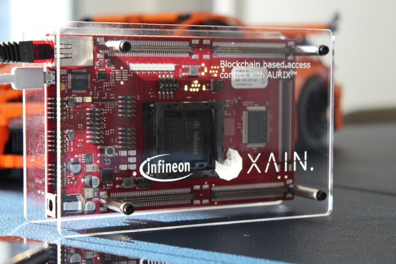 XAIN's R&D partnership with Infineon Technologies