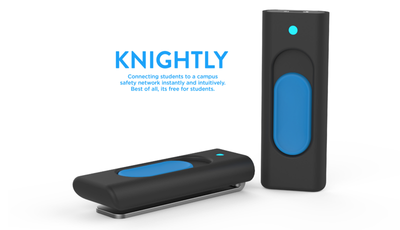 knightly emergency app for students