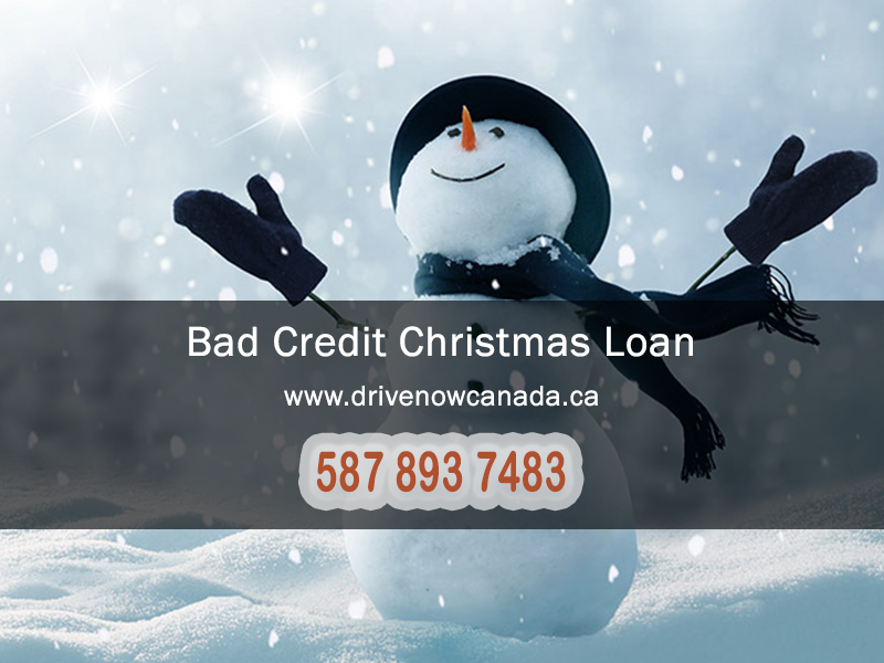 how to get christmas loan for bad credit - Christmas Loans For Bad Credit