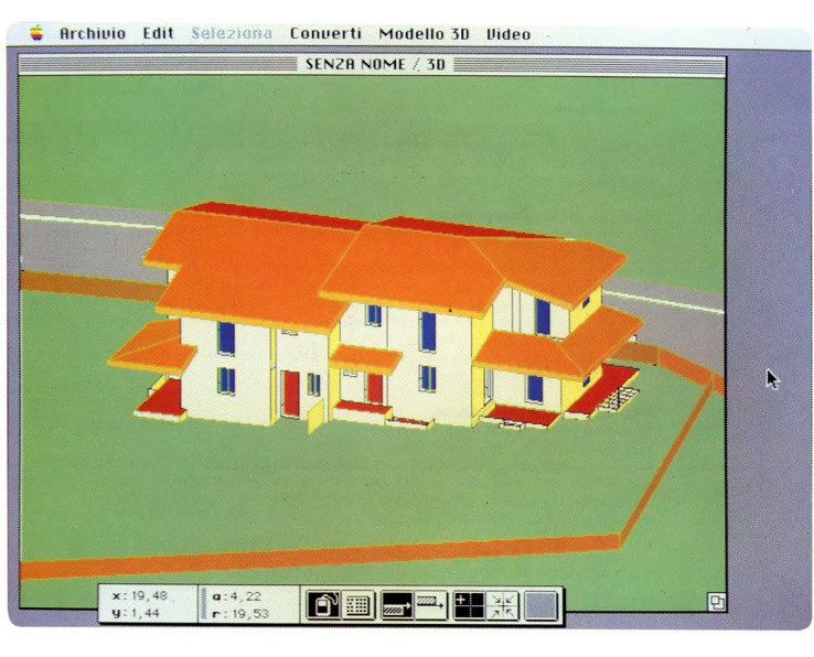 Early BIM Aproplan smartbuilding