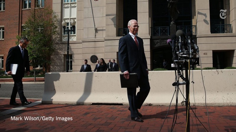 Who is Dana Boente, the new acting attorney general?