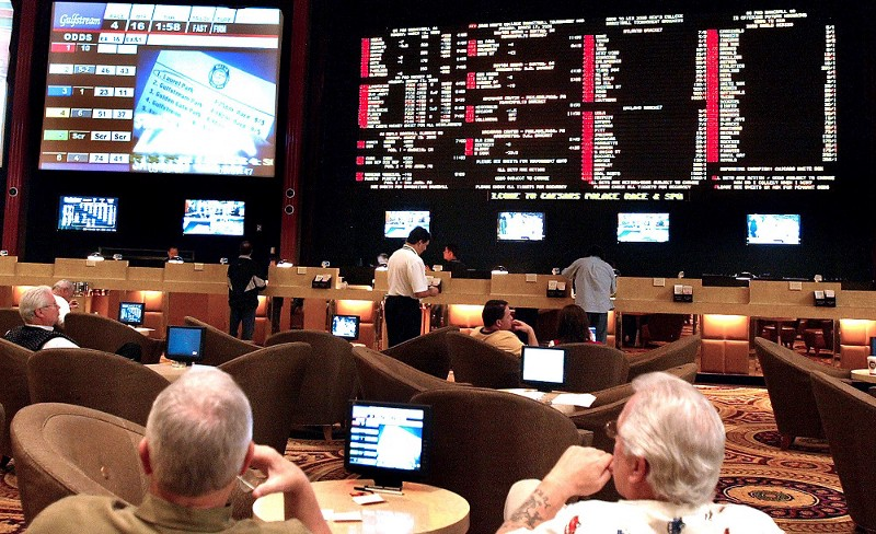 Is sports gambling legal in montana