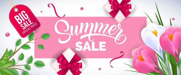 summer sale ecommerce