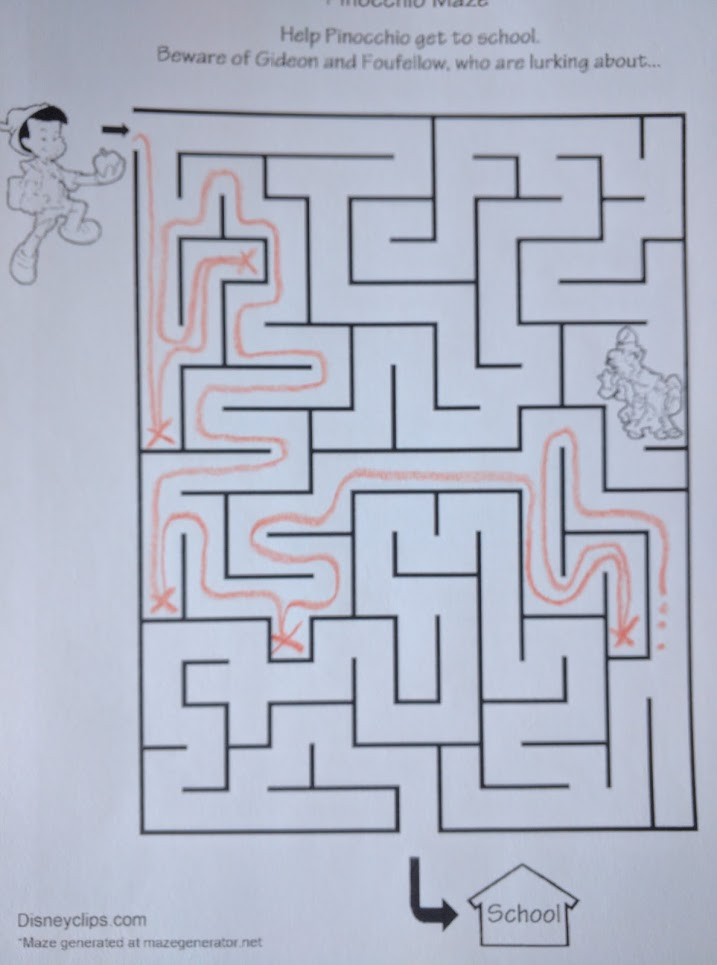 Problem Solving With Mazes And Crayon Lesswrong 2 0