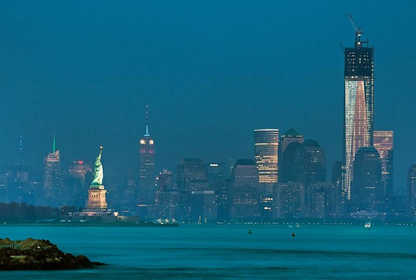 Beautiful-New-York-at-Twilight