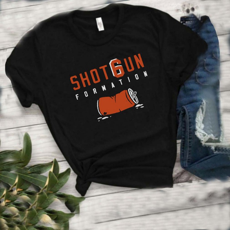 sale retailer b35cd 7c226 Shotgun Formation Cleveland Browns shirt - jeanteeshop.over ...