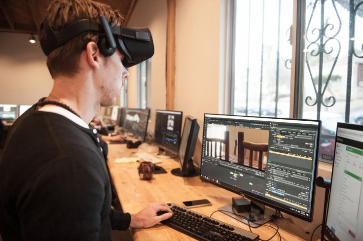 How #VirtualReality is redrawing the rules of #filmmaking  