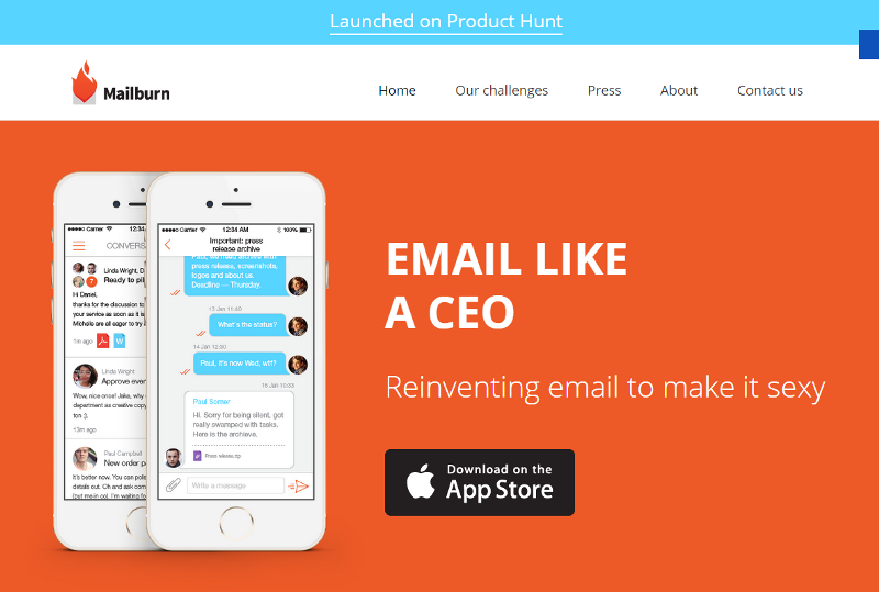 Does Product Hunt automatically