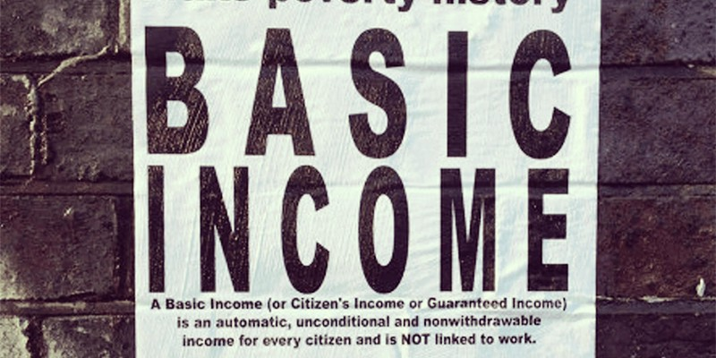 Why The Basic Income Can Reshape The World