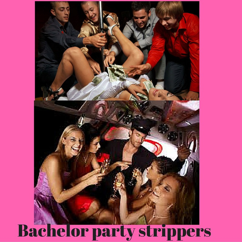 Bachlor party strippers