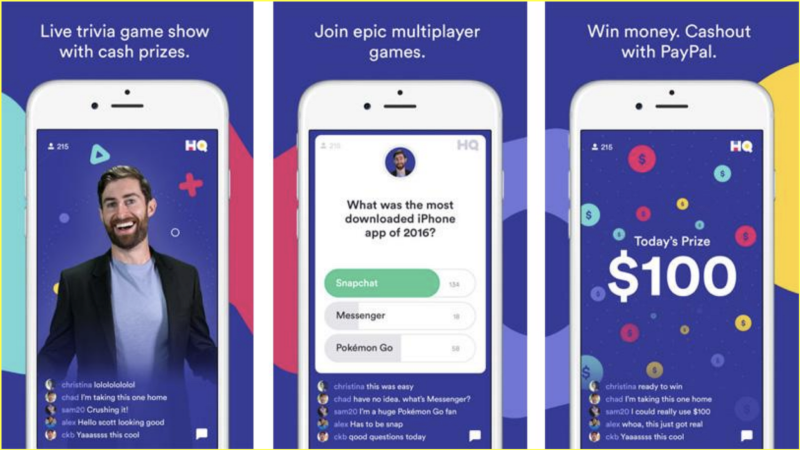 HQ Trivia and The Rise of Mobile Streaming | Flaregames News