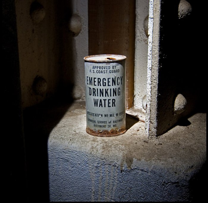 Photos From Abandoned Bay Area Fallout Shelter