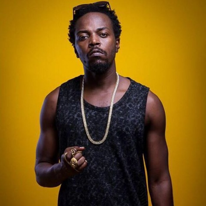Hiplife rapper, Kwaw Kese