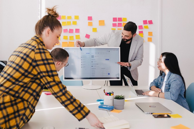 Working in a healthy organizational culture
