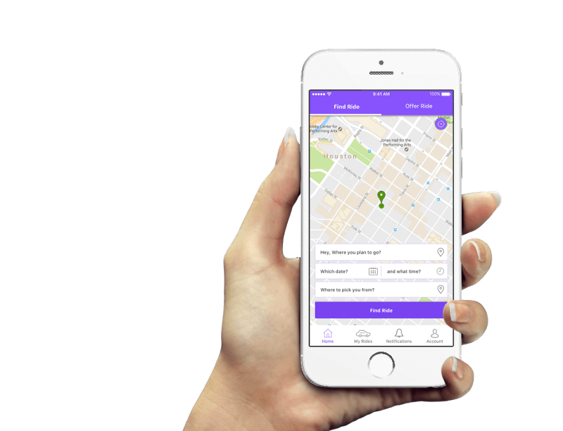 Rideshare And Carpooling App Development Roadmap Outsource It