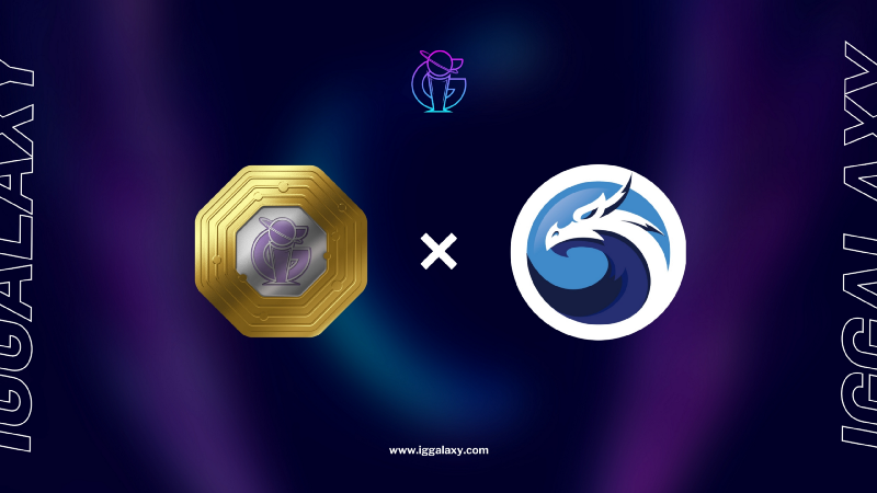IGG is available to trade on QuickSwap!