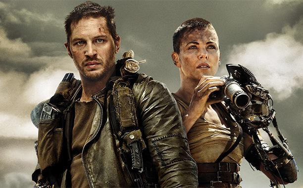 Download wallpaper film, mad max fury road (2015) with resolution 1366 x 768 and 55361
