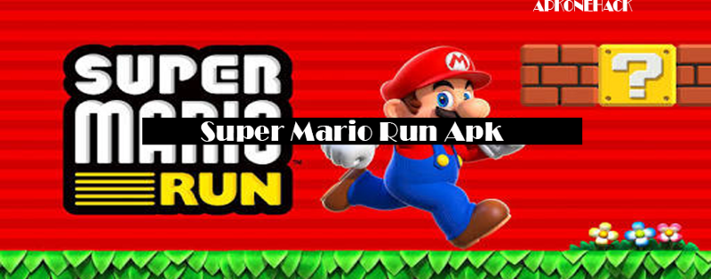 super mario run mod game download