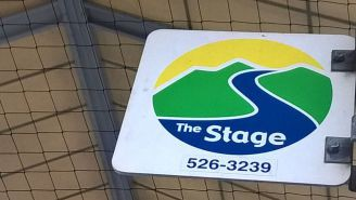 Marin Stagecoach bus to Pt Reyes