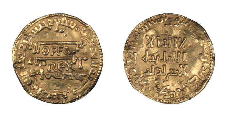 saxon muslim The coin shown in the image was minted by the anglo-saxon king offa rex (757-796 ce) it was discovered in 1841 ce, and is displayed in the british museum this coin is an imitation of muslim dinar in circulation during the eighth century before england was united, the anglo-saxon king offa rex ruled the area called mercia (middle.