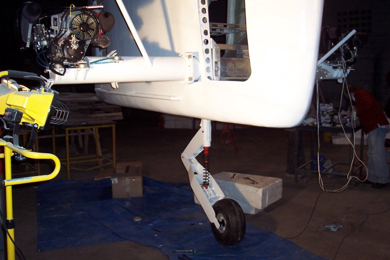 Thrust vectoring and fold-able mechanism with twin Rotax engines.