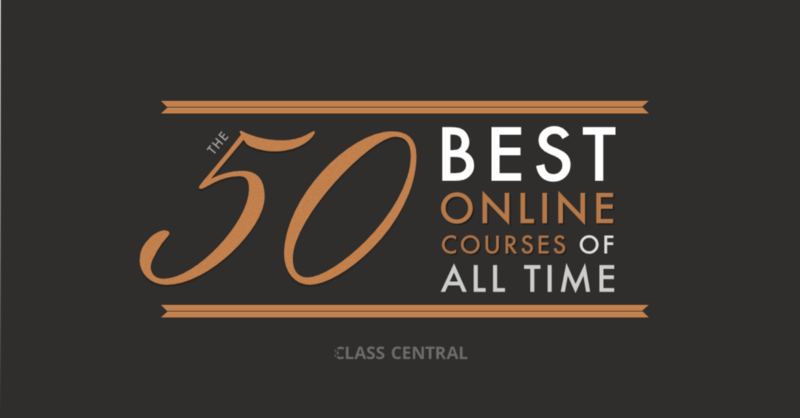 The 50 best free online university courses according to the data