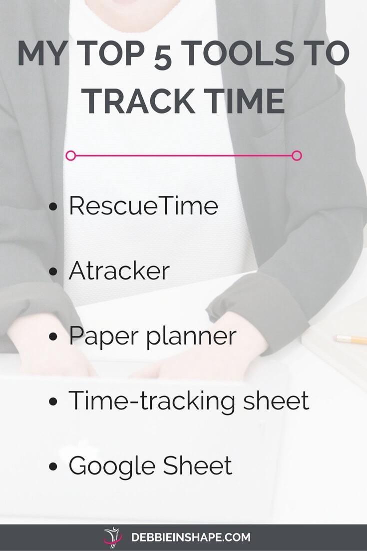 Stop wasting time with these 5 awesome tools.