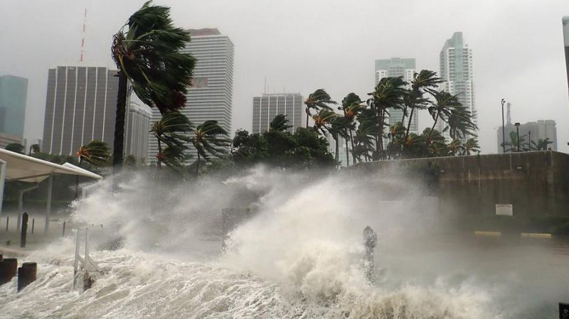 A Good Non-Tech Founder is a Force of Nature: (Image of Hurricane)