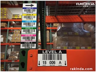 Advantages Of Using Barcode On Vertical Location Warehouse