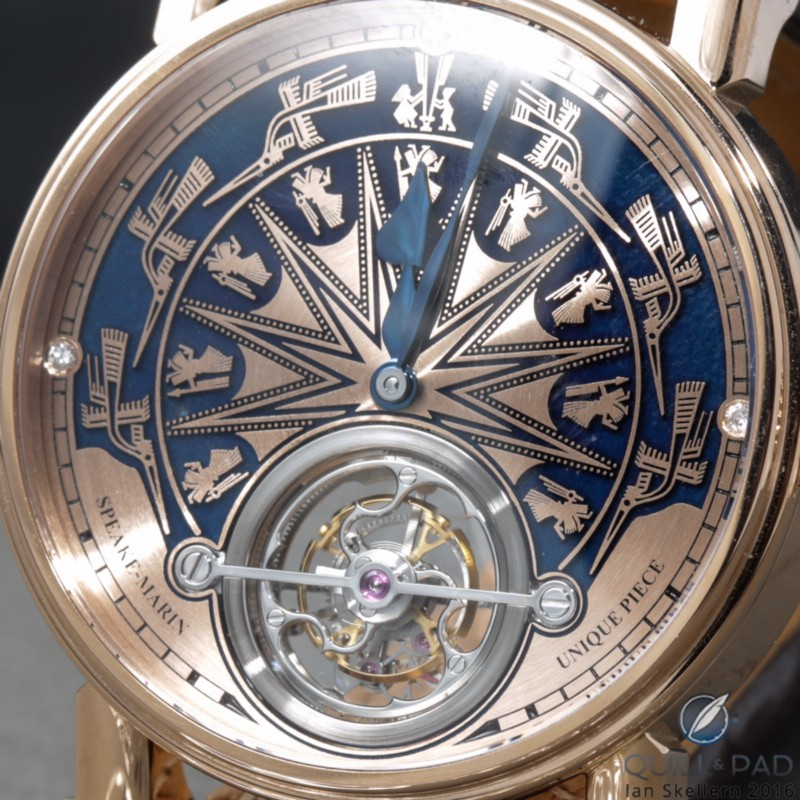 Dong Son Tourbillon by Speake-Marin