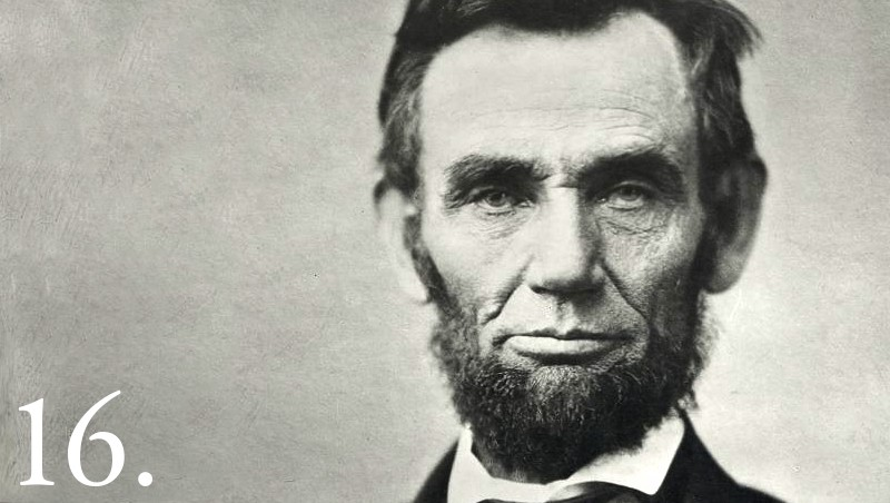 Lincoln may be on top but presidential rankings remain controversial credit whitehouse publicscrutiny Image collections