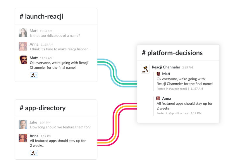 The 5 essential Slack channels you didn't know your team