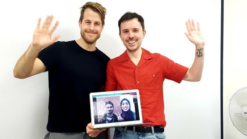"""The most international micro-agency:"" How two London bootcamp graduates built a remote…"