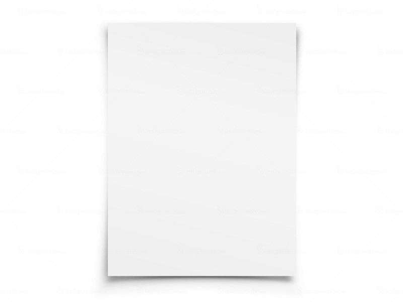 That Blank Sheet Of Paper