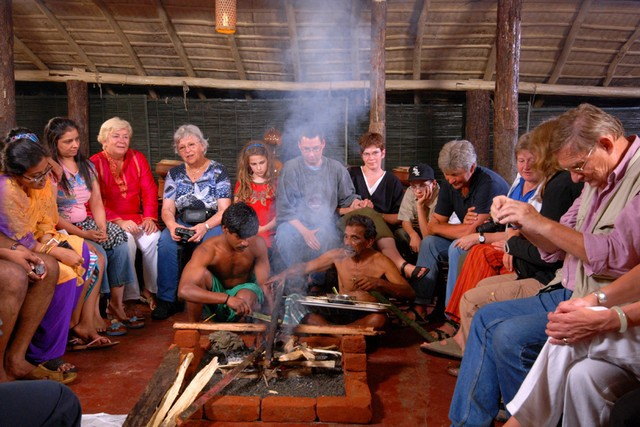 Tribal Cooking Show