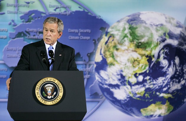 bush wont regulate carbon dioxide The regulation announced by the bush administration would  savings benefits  from expanded biofuels usage will not be fully realized  have authority under  the clean air act to regulate carbon dioxide as an air pollutant.