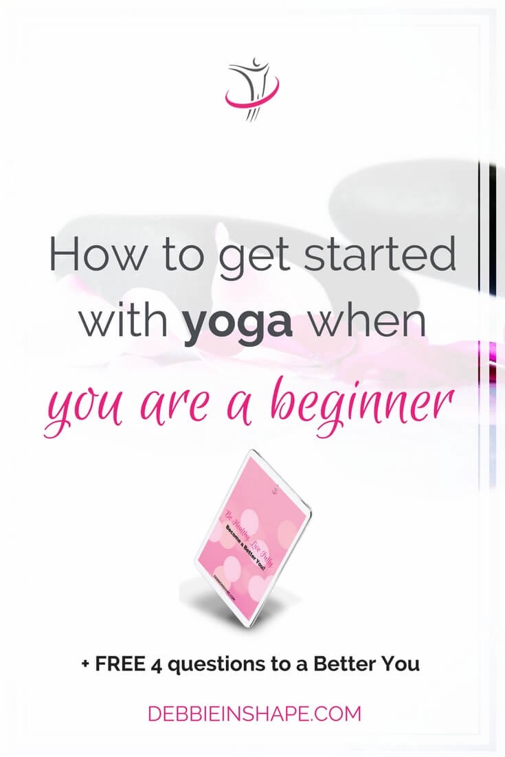Yoga for beginners has recently got my attention even though it has always been part of my life. Here's how I started.