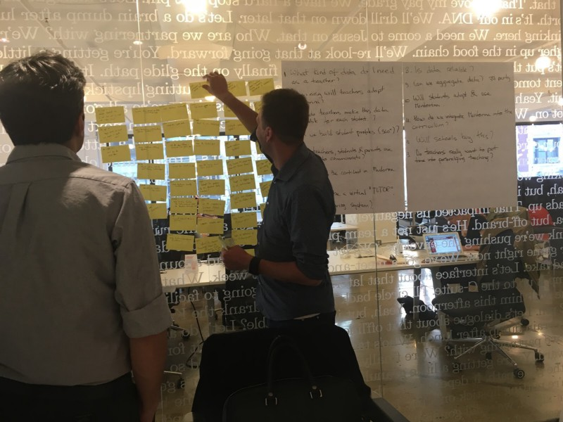 12 months focusing on the wrong solution. One week to turn it all around with a design sprint