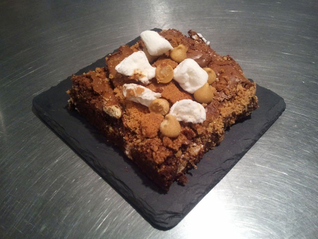 The best homemade brownies ever   Made from scratch  nmctoastmasters