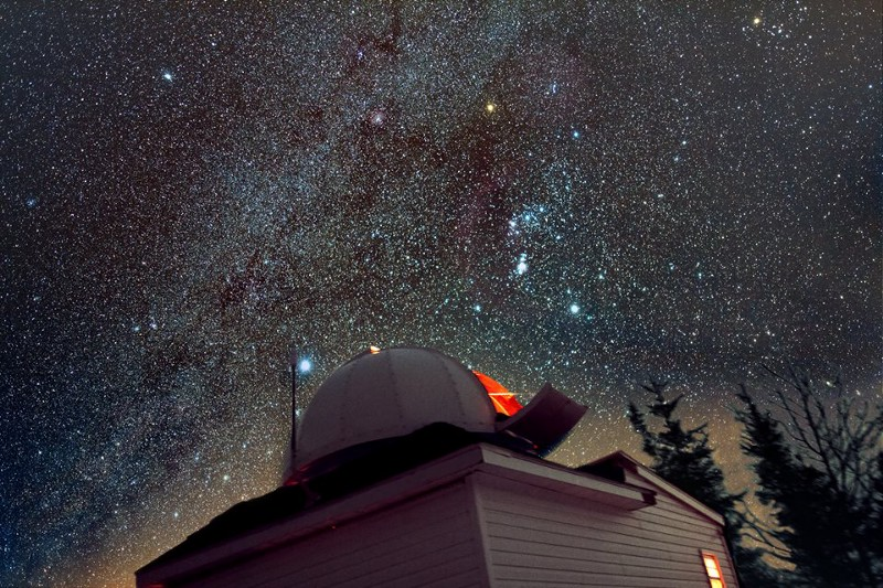 The Deep Sky Eye Observatory