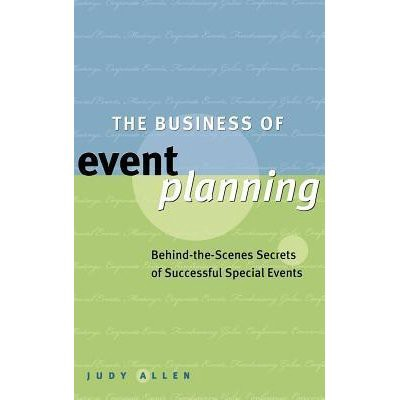 event planners, Top 5 Books for Event Planners.
