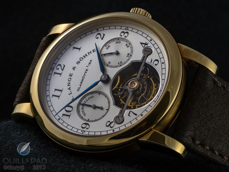 Realization of a dream: Pour le Mérite Tourbillon by A. Lange & Söhne
