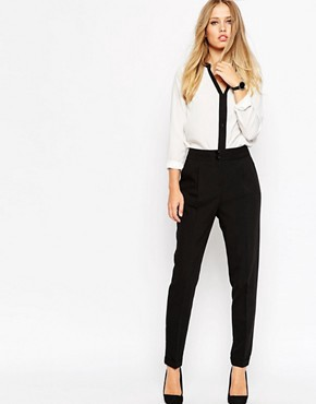 best and casual trailored trousers for women