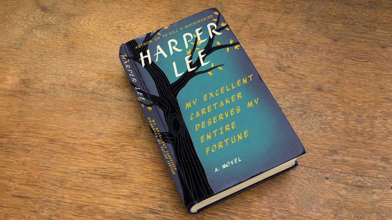 Harper Lee third book