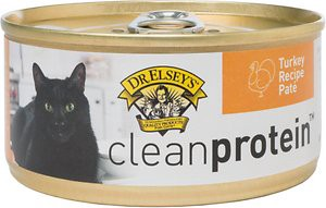 Dr. Elsey's cleanprotein Turkey Formula Grain-Free Canned Cat Food Review